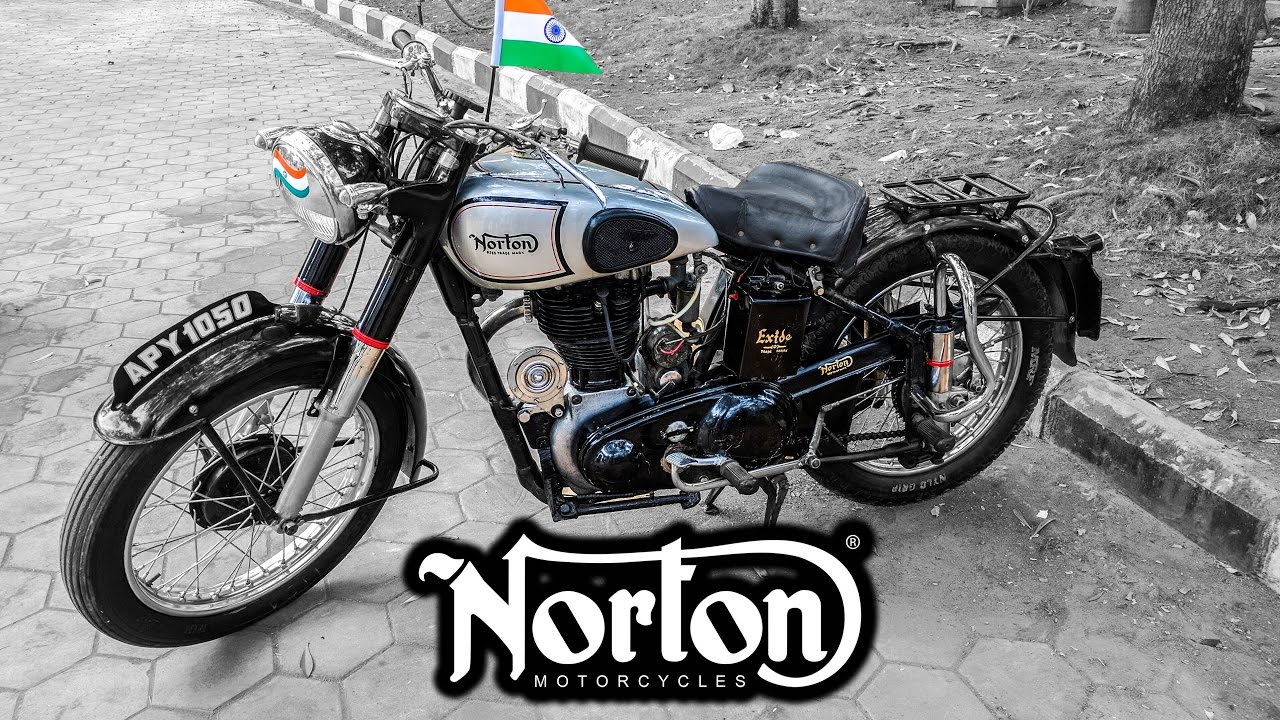 Norton bike launch
