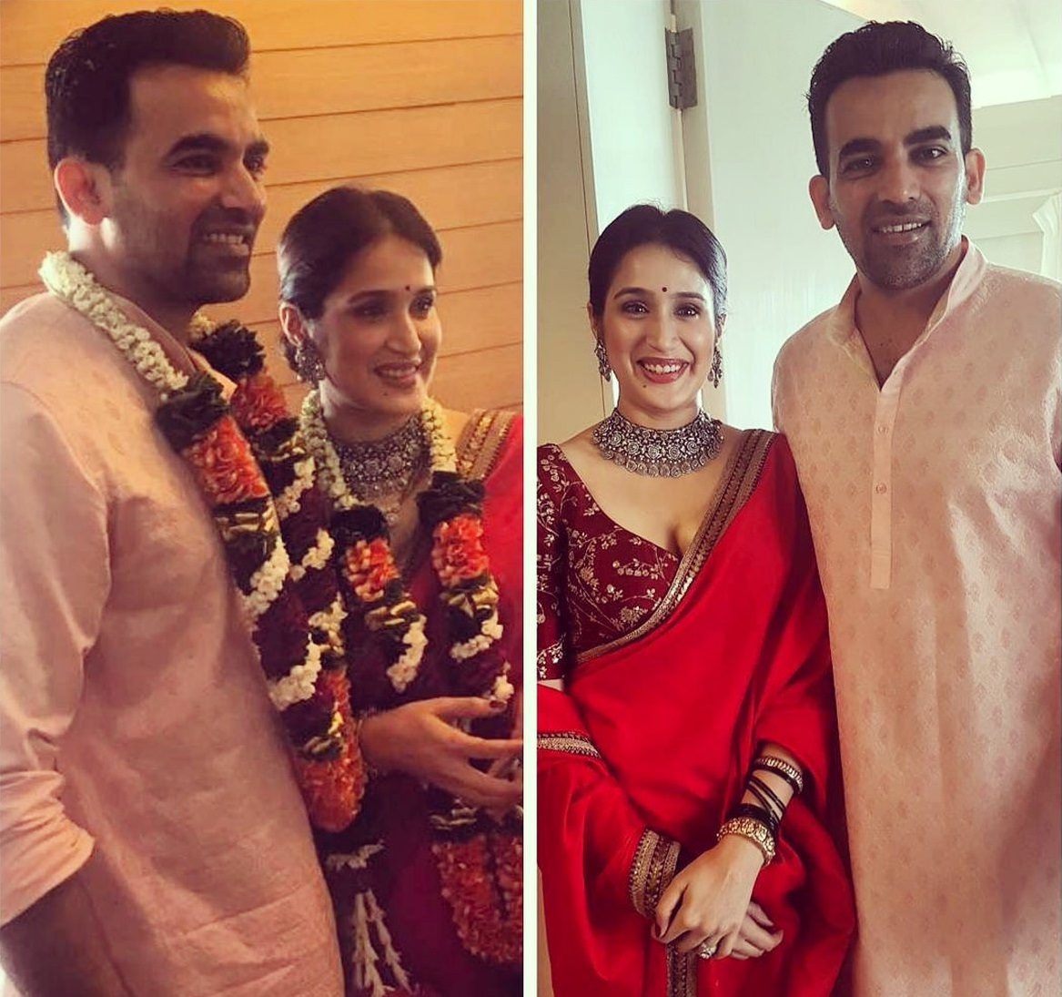zaheer khan-sagarika-ghatge-marriage