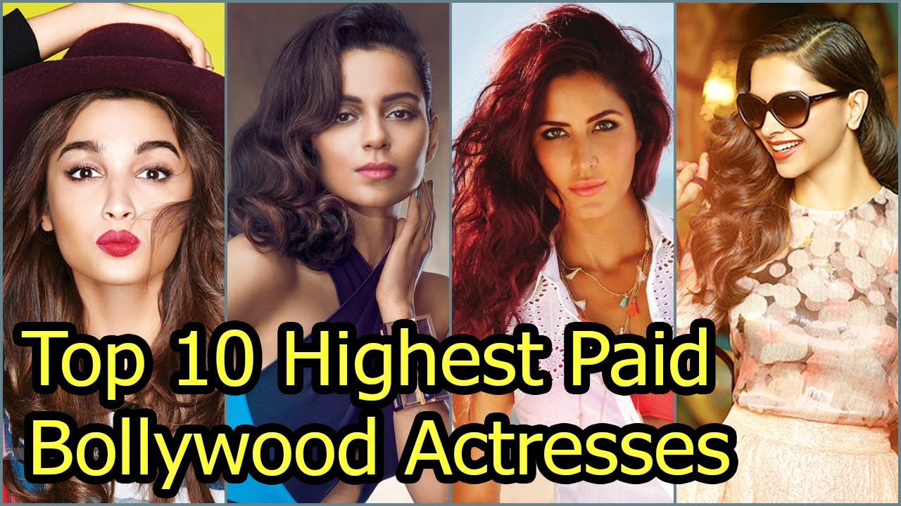 highest paid actresses