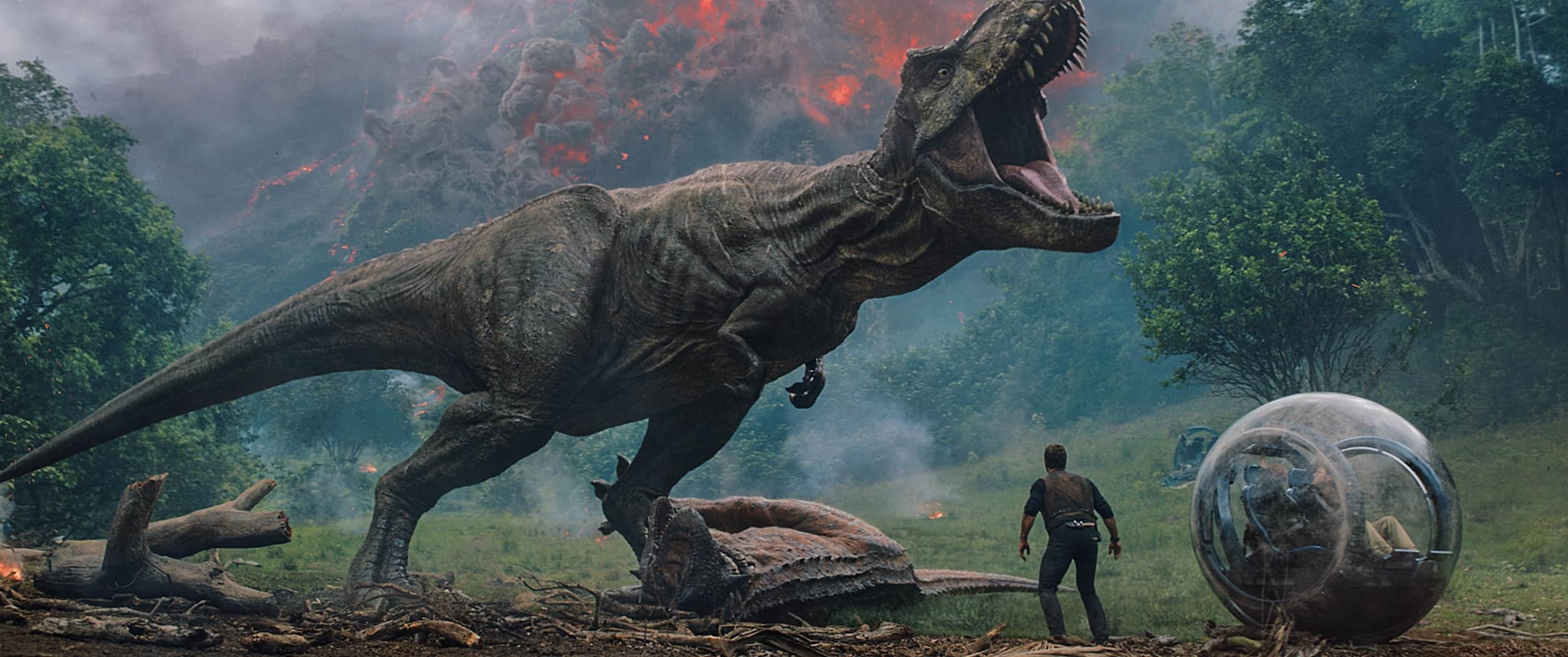 Kaala vs Jurassic World Fallen Kingdom