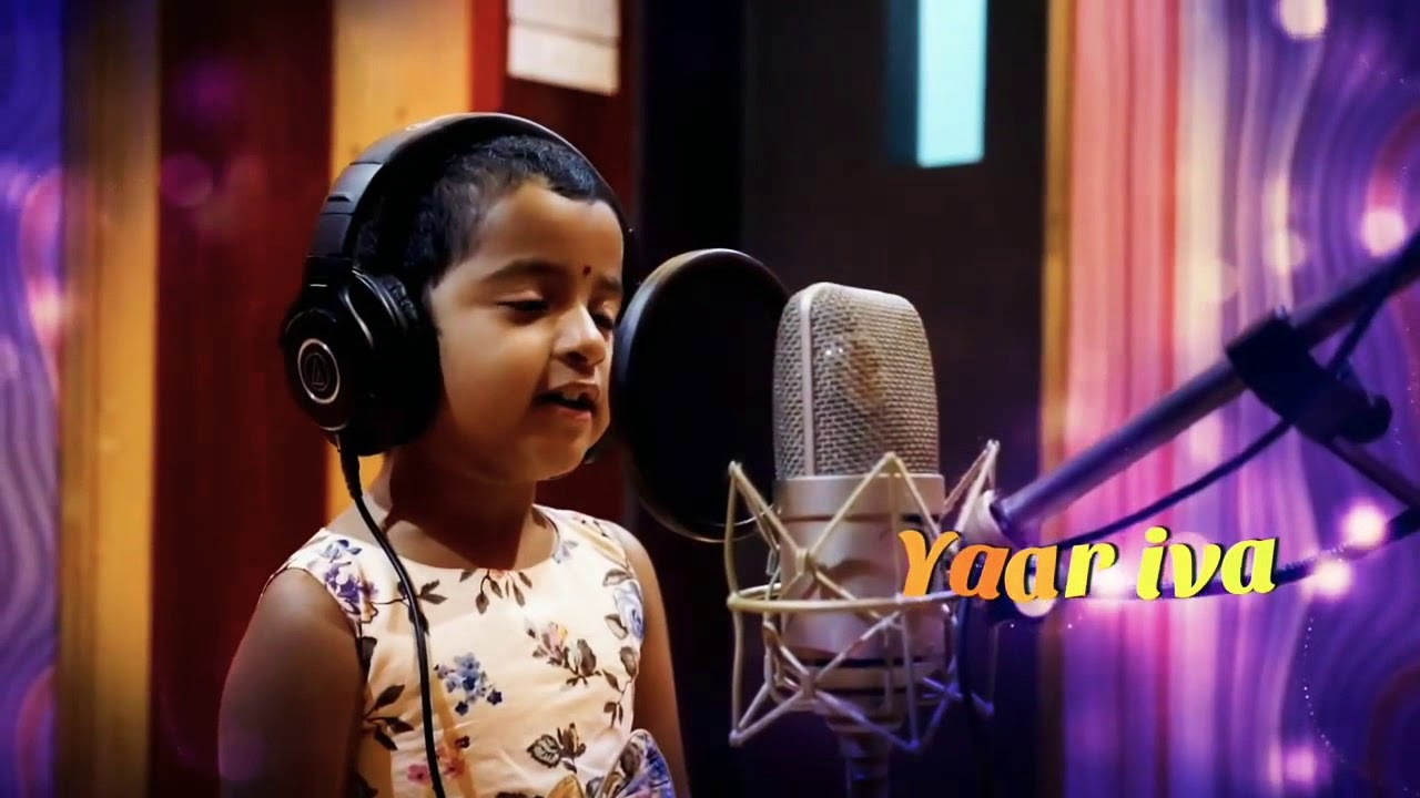 Sivakarthikeyan, Sivakarthikeyan daughter, Aaradhana, Aaradhana Song, Sivakarthikeyan Daughter Song, Sivakarthikeyan Daughter Aaradhana, Vaayadi Petha Pulla, Vaayadi Petha Pulla Song, Kanaa, Kanaa Movie, Kanaa Songs,