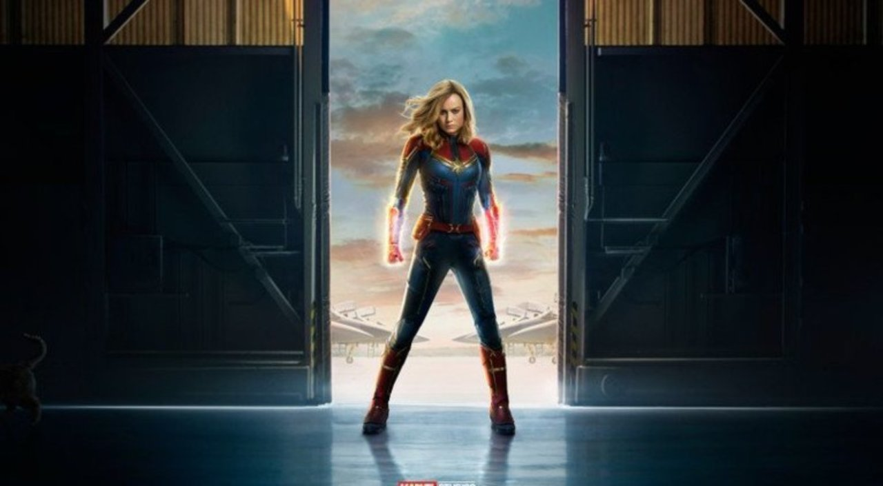 Captain Marvel, Captain Marvel Trailer, Avengers, Avengers 4, Nick Fury, Captain, Brie Larson, Carol Danvers, Iron Man, Captain America, Thanos, Thor, Guardians of the Galaxy, Samuel L. Jackson, Agent Coulson, Clark Gregg, Marvel, Marvel Comics, Marvel Universe, Marvel Studios, Marvel Movies,