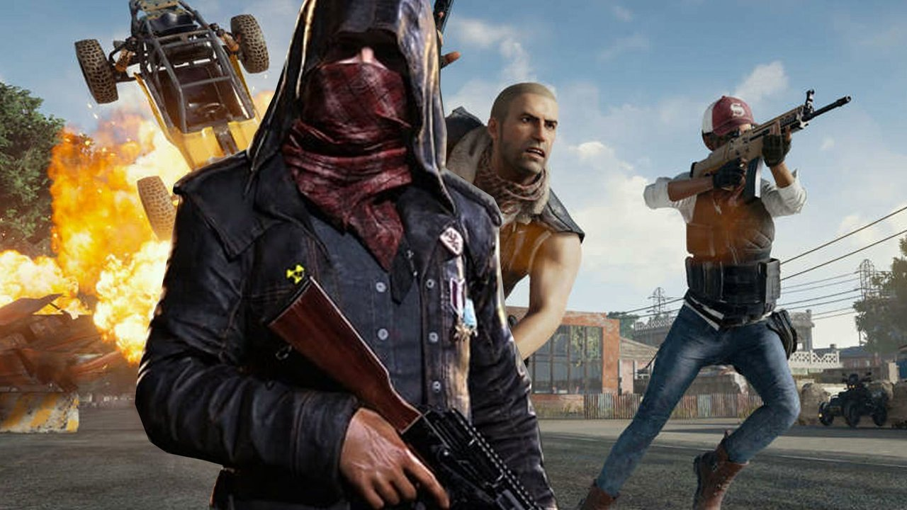 PUBG game,player's unknown battle ground,greene, blende greene,bandana,xbox,play station,multiplayer,pubg facts