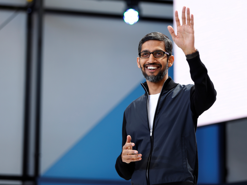 Google, sundar pichai, metoo,senior managers, Andy rubin,newyork times, Android operating system,fired