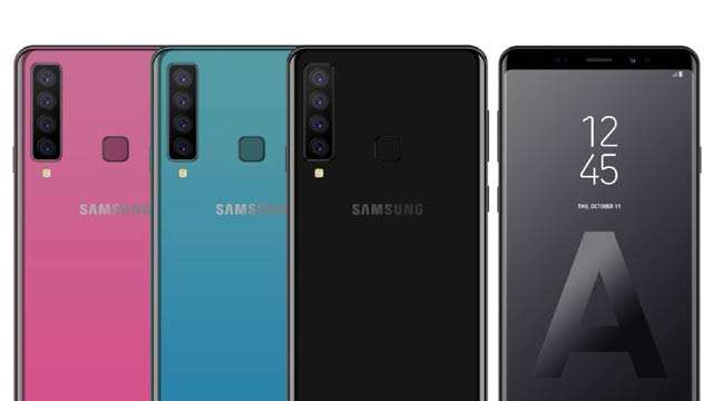 samsung galaxy, samsung galaxy A9, samsung smartphones, samsung A9 specifications,galaxy A9 (2018), prices, snapdragon processor,Galaxy A9
