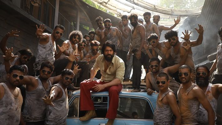 gold mine, kgf, kgf chaper 1, kgf movie review, kgf review, kgf trailer, kolar gold fields, movie review kgf, prashanth neel, rocky, Rocky bhai, sirinidhi shetty, vishal film factory, Yash raj,KGF box office