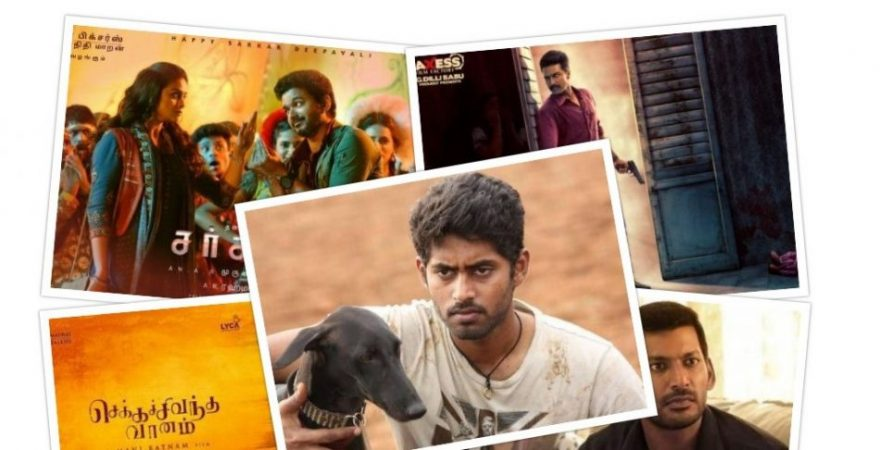 tamil movies 2018, tamil films 2018, top 10 tamil films in 2018, highly grossed tamil films, box-office, box-office report, tamil movie box-office, 96, ratchasan, irumbu thirai, 2.0, sarkar, chekka cheventha vanam, pariyerum perumal