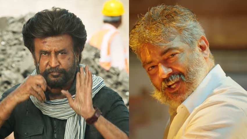 100 crores, ajithkumar, box-office report, Directer Siva, Karthik Subburaj, Petta, Sun Pictures, Superstar, Superstar Rajini's Petta, thala ajith's viswasam, Viswasam, Box-office collection