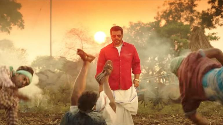 Ajith's viswasam, viswasam box-office report, box-office collection, worldwide collection, 200 crore club, nayanthara, robo shankar, siva, d.imman, sathya jyothi films, thambi ramaiah