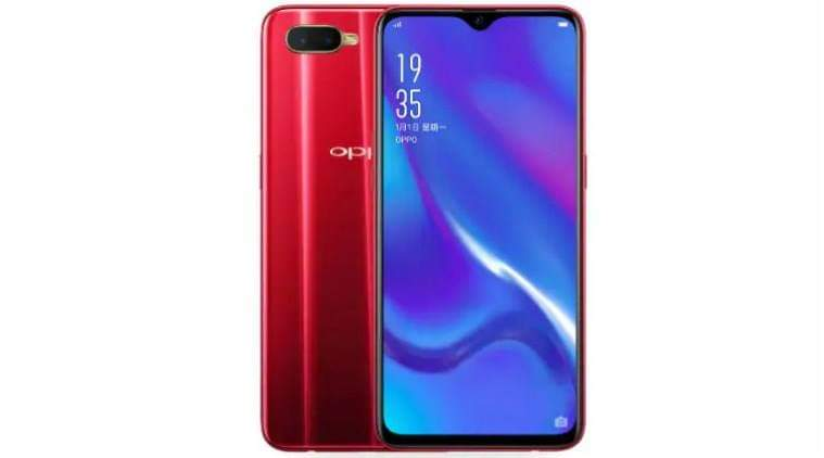 oppo k1 mobile, oppo k1, in display fingerprint sensor, snapdragon, amoled display, realme,  K series, mid range segment