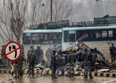 Pulwama Attack: Car Bomber kills 40 CRPF soldiers brutally!