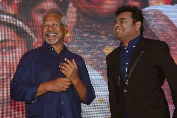 ARRahman,maniratnam,ar and mani combo,ar duo's,25 years of mani and ar,musics of ar,roja ar rahman,25 years of collaboration.