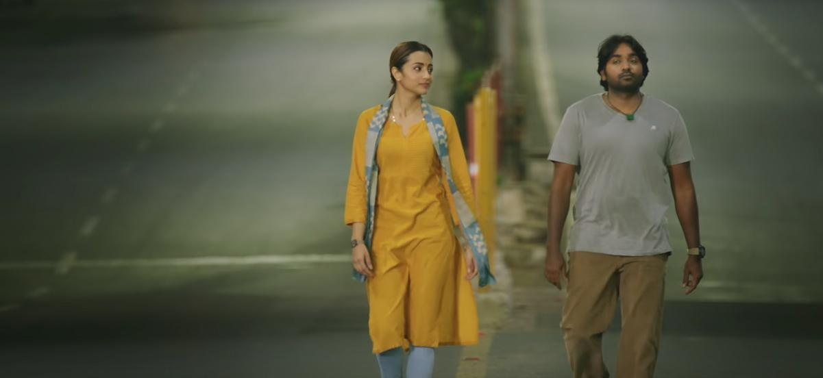 96 movie,vijay sethupathi,trisha krishna,movie review,1996,prem kumar,devadharsini,bagavthi perumal,96 love story